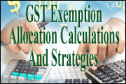 Reporting GRATS, GRUTS, ILITS And IDGTs On Form 709: GST Exemption Allocation Calculations And Strategies
