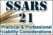 SSARS 21: Practical And Professional Liability Considerations